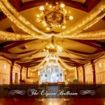 BALLROOM, EVENT CENTER. WEDDING, CORPORATE
